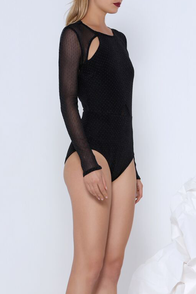 Premonition Designs Mirela Bodysuit