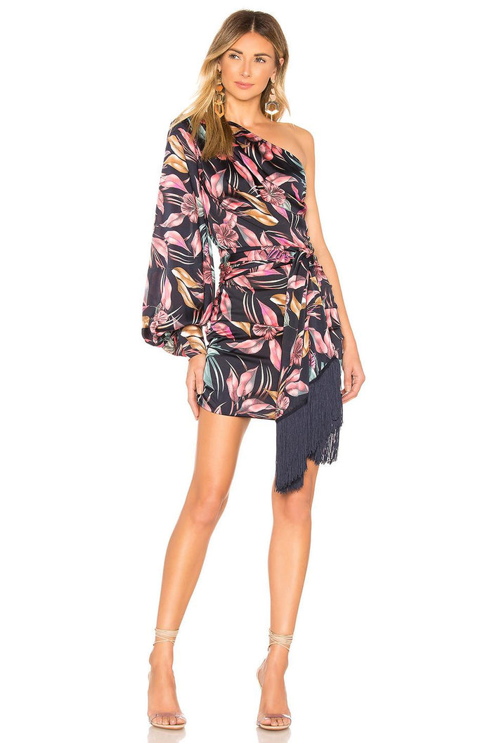 Bronx & Banco Flamingo Mini Dress