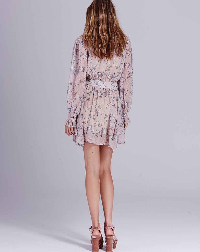 We Are Kindred | Pippa Shirred Mini Dress