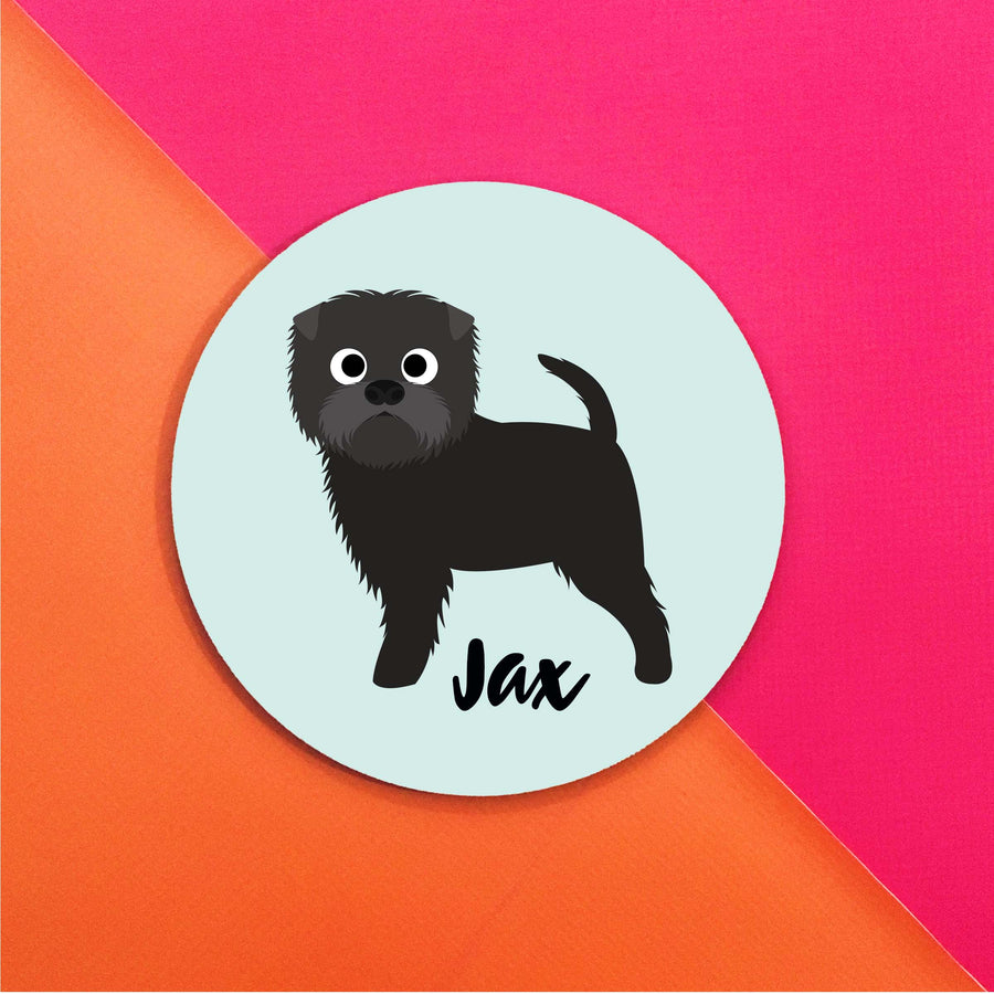 Affenpinscher Mouse Pad - The Dapper Paw