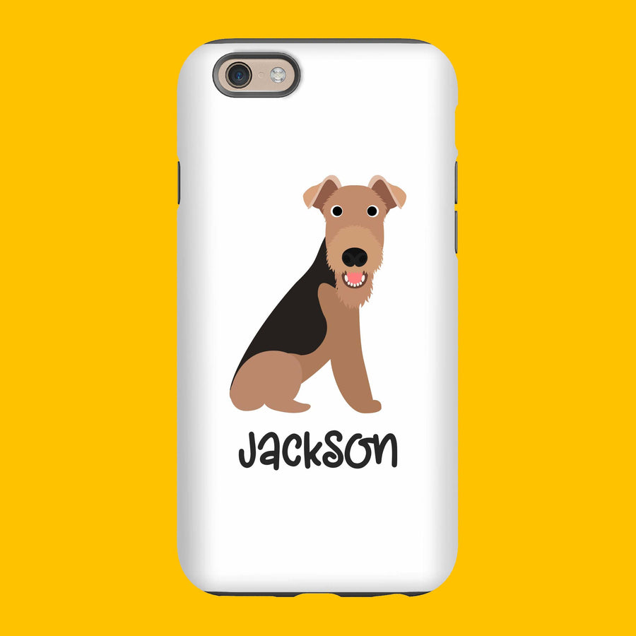 Airedale Phone Case - The Dapper Paw