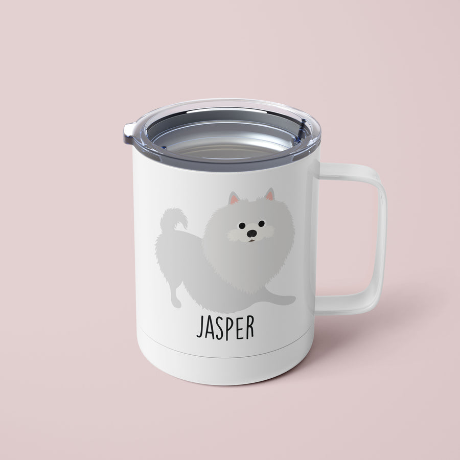 American Eskimo Mug - The Dapper Paw