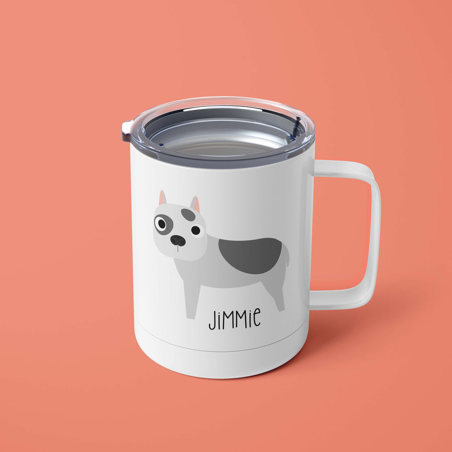 American Staffordshire Tumbler - The Dapper Paw