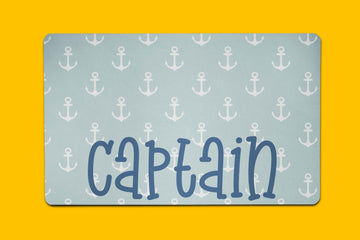 Anchors Away Placemat - The Dapper Paw