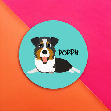 Australian Shepherd Mouse Pad - The Dapper Paw
