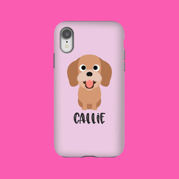 Basset Fauve de Bretagne Phone Case - The Dapper Paw