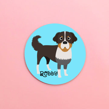 Bernese Mountain Dog Mouse Pad - The Dapper Paw