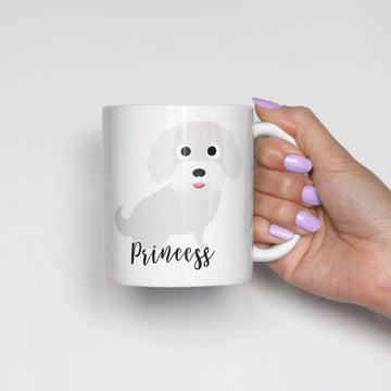 Bichon Frise Mug - The Dapper Paw