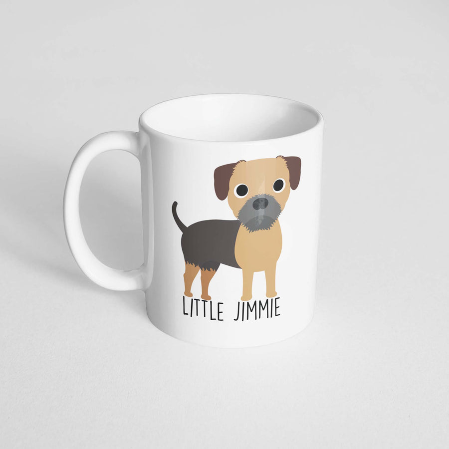 Border Terrier Mug - The Dapper Paw