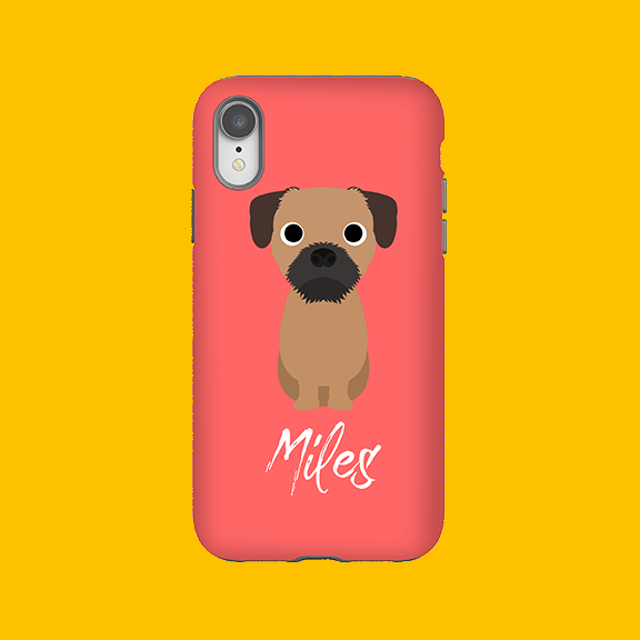 Border Terrier Phone Case - The Dapper Paw