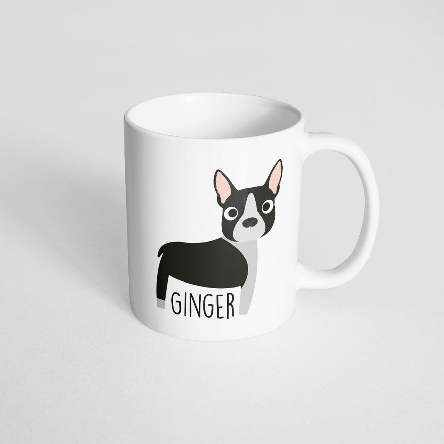 Boston Terrier Mug - The Dapper Paw