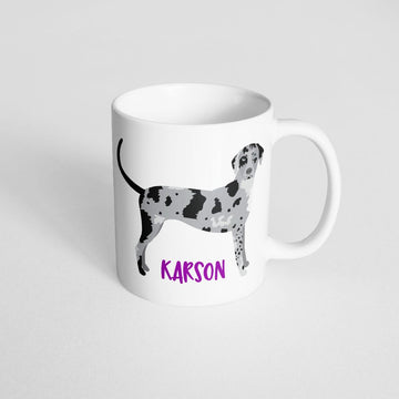 Catahoula Leopard Dog Mug - The Dapper Paw
