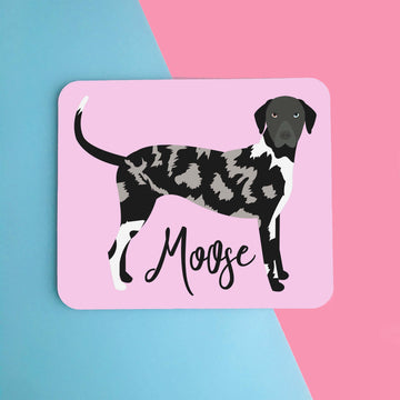 Catahoula Mouse Pad - The Dapper Paw