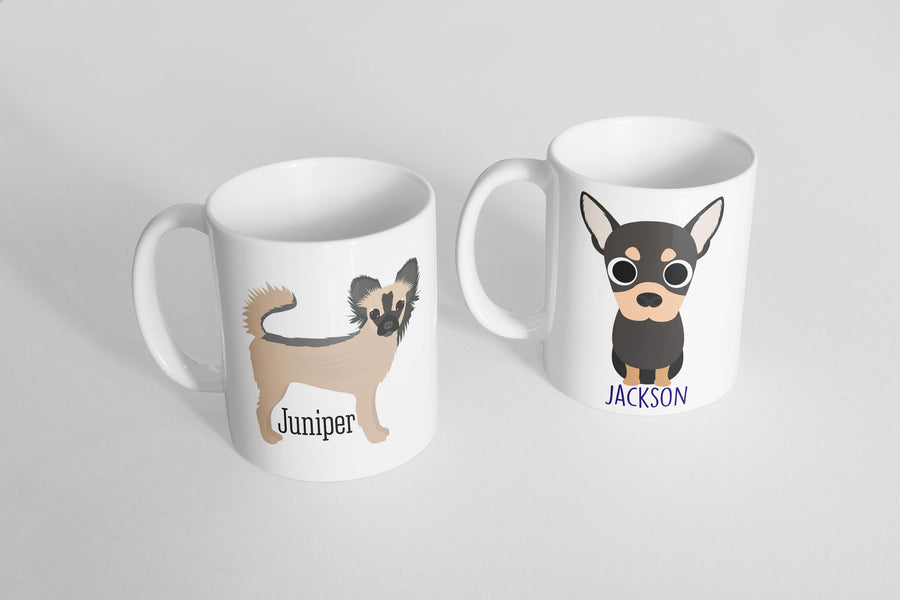 Chihuahua Mug - The Dapper Paw