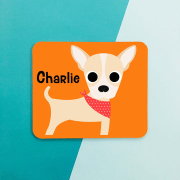 Chihuahua Mouse Pad - The Dapper Paw