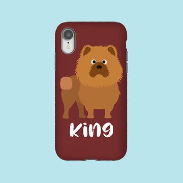 Chow Chow Phone Case - The Dapper Paw