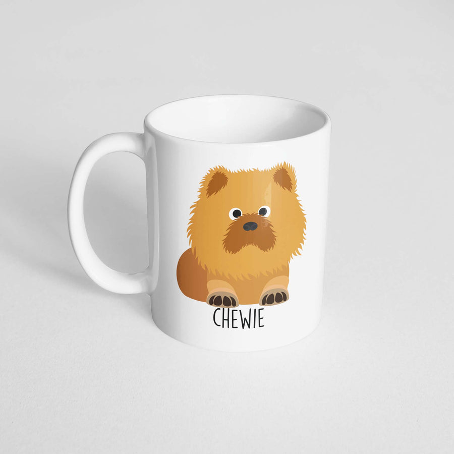 Chow Chow Mug - The Dapper Paw