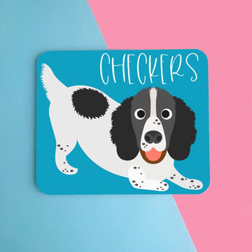 Cocker Spaniel Mouse Pad - The Dapper Paw