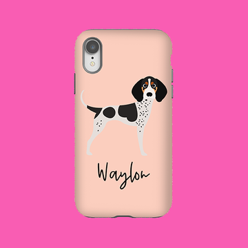 Coonhound Phone Case - The Dapper Paw