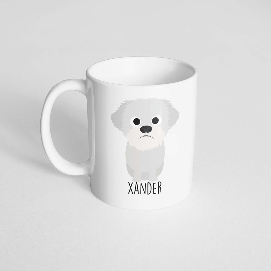 Coton de Tulear Mug - The Dapper Paw