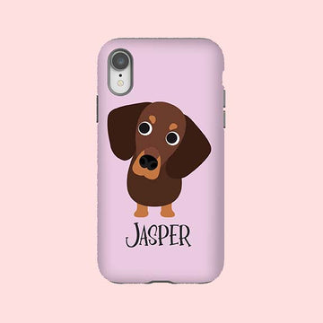 Dachshund Phone Case - The Dapper Paw