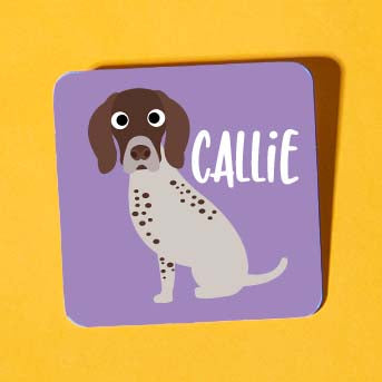 German Shorthaired Pointer Magnet - The Dapper Paw