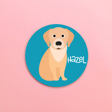 Golden Retriever Mouse Pad - The Dapper Paw