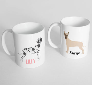 Great Dane Mug - The Dapper Paw