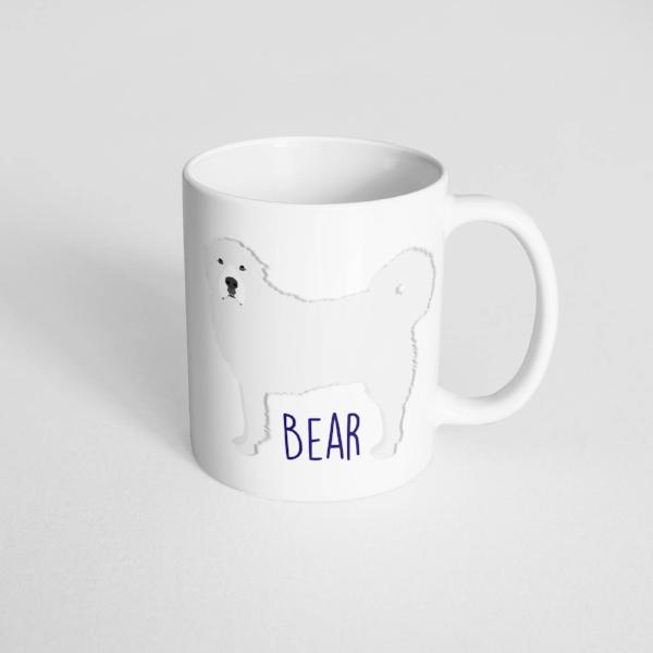 Great Pyrenees Mug - The Dapper Paw