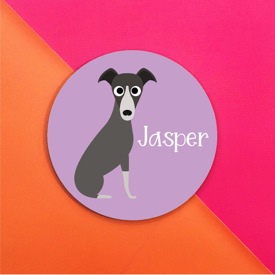 Greyhound Mouse Pad - The Dapper Paw