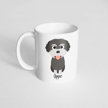 Havanese Mug - The Dapper Paw
