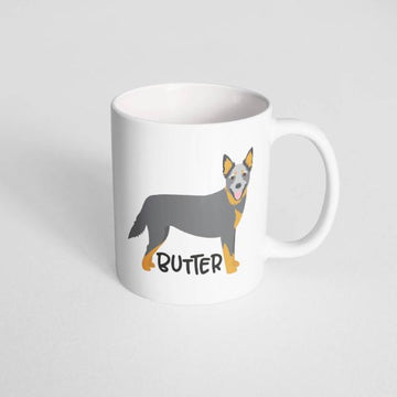 Heeler Mug - The Dapper Paw