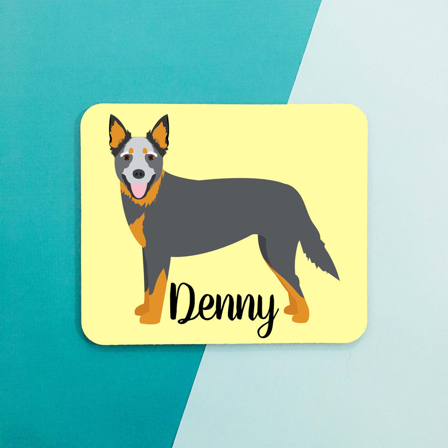 Heeler Mouse Pad - The Dapper Paw