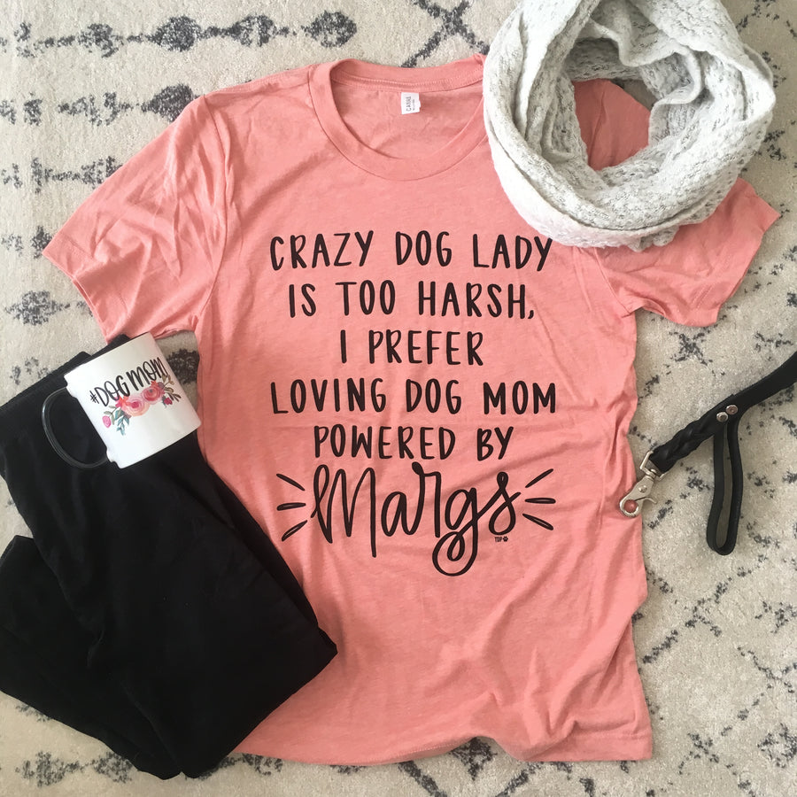 Crazy Dog Lady Tee - The Dapper Paw