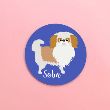 Japanese Chin Mouse Pad - The Dapper Paw