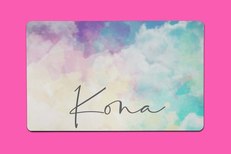 Kona Watercolor Placemat