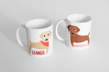 Labrador Mug - The Dapper Paw