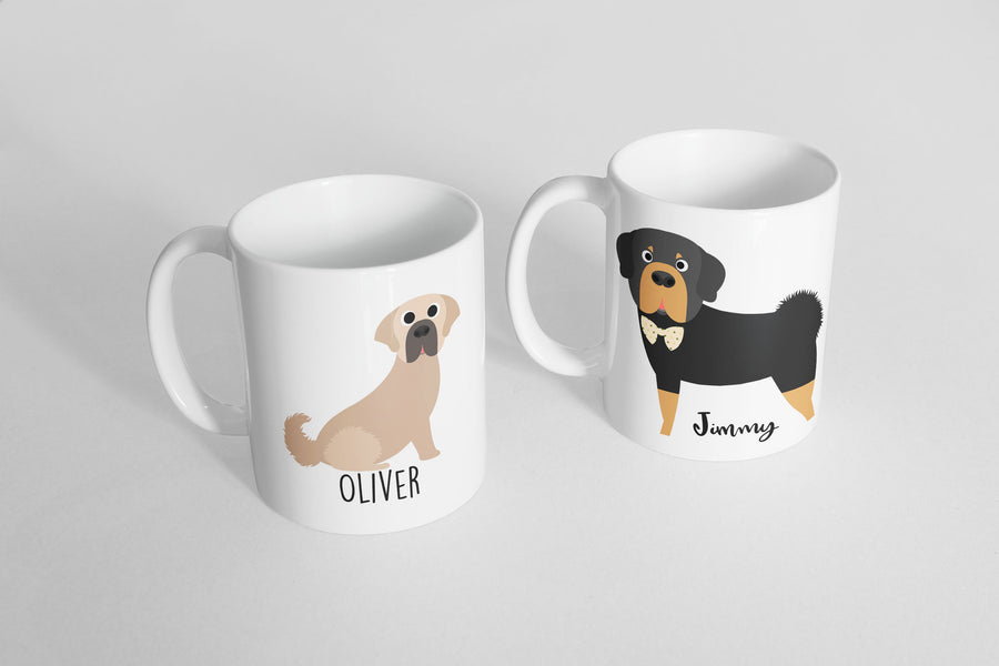 Mastiff Mug - The Dapper Paw