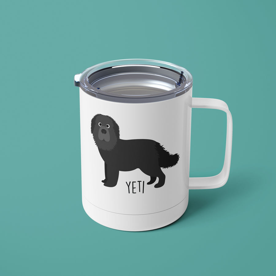 Newfoundland (Newfie) Mug - The Dapper Paw