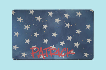 Patrick Stars Placemat