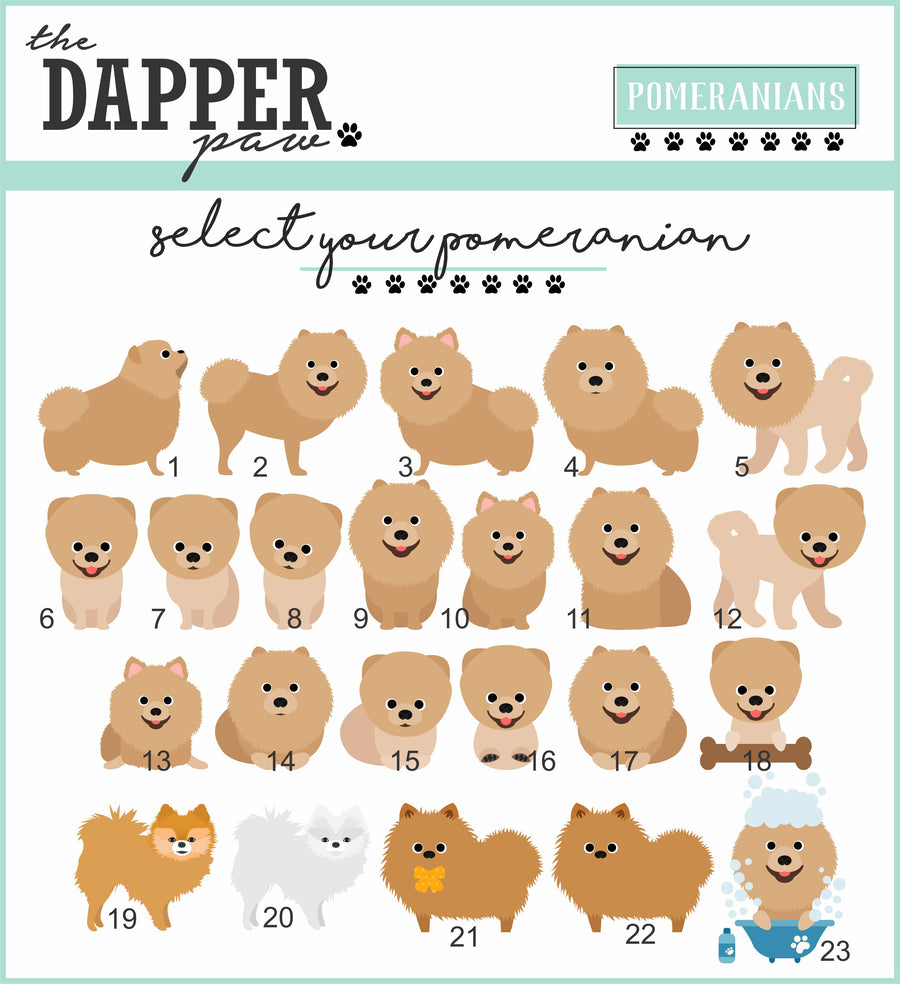 Multiple Pet Mouse Pad - The Dapper Paw