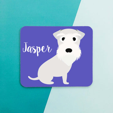 Sealyham Terrier Mouse Pad - The Dapper Paw