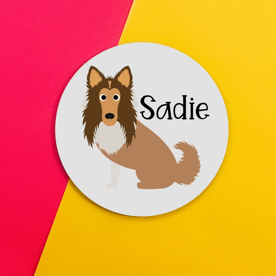 Shetland Sheepdog (Sheltie) Mouse Pad - The Dapper Paw