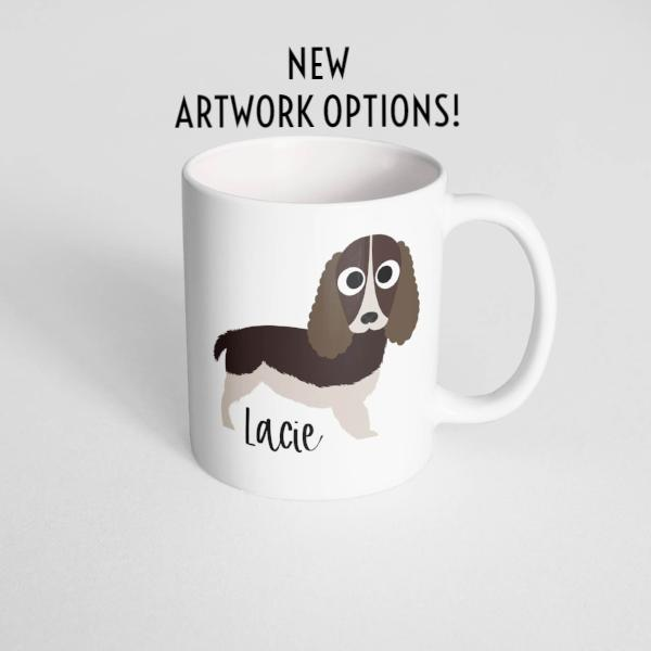 Springer Spaniel Mug - The Dapper Paw