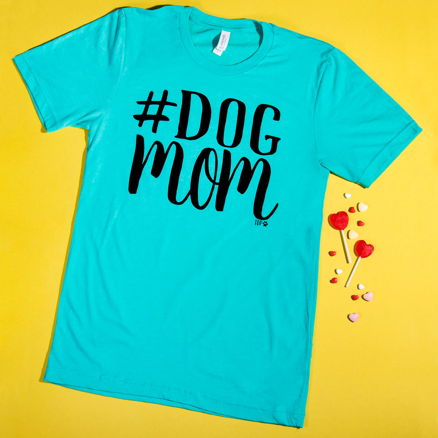 #DogMom Top - The Dapper Paw
