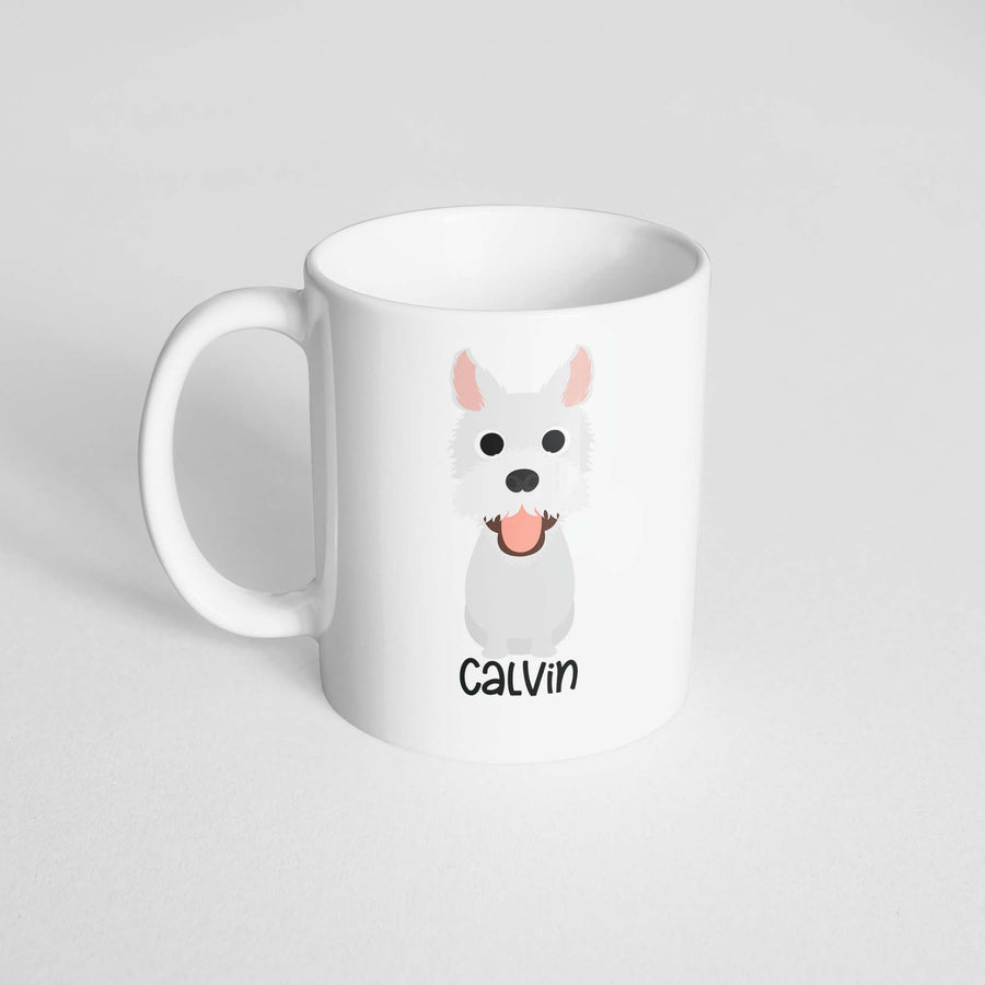 West Highland Terrier (Westie) Mug - The Dapper Paw