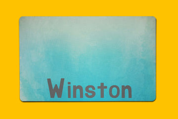 Winston Watercolor Placemat