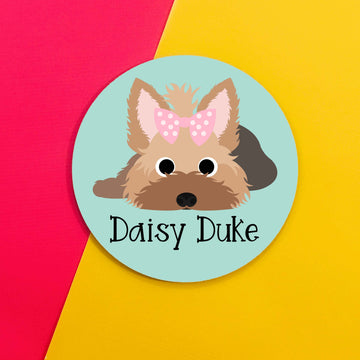 Yorkshire Terrier (Yorkie) Mouse Pad - The Dapper Paw