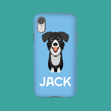 Border Collie Phone Case - The Dapper Paw