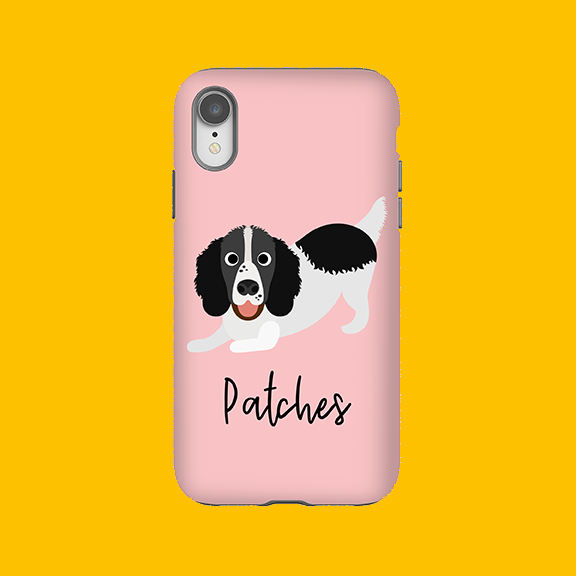 Cocker Spaniel Phone Case - The Dapper Paw